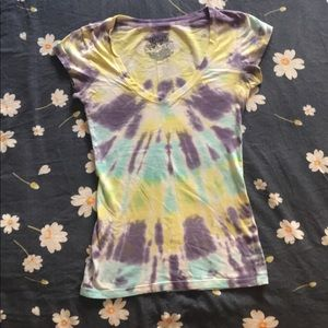 🎉5 for 25🎉 sexy tie dye shirt